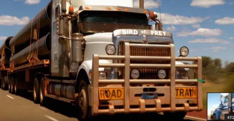 Trucker Image